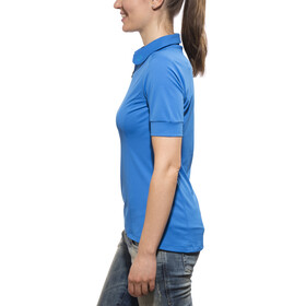 Norrøna fjørå equaliser lighweight T-Shirt Women electric blue